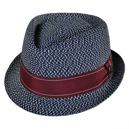 Goorin Bros Guillermo Diamond Crown Fedora Hat