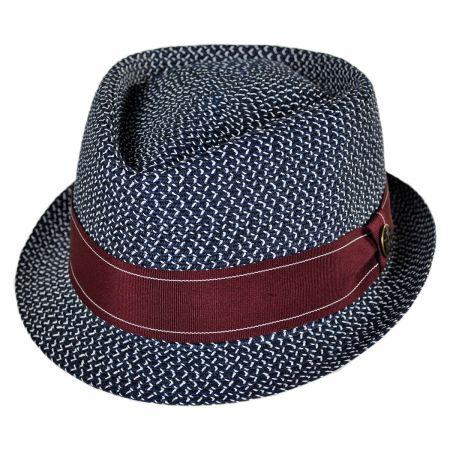 Goorin Bros Guillermo Diamond Crown Fedora Hat