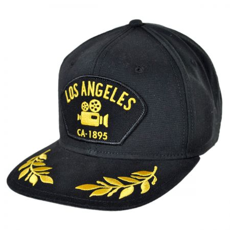 Goorin Bros Los Angeles Patch 6-panel Snapback Baseball Cap