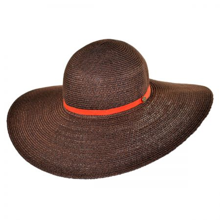 Goorin Bros Mrs. Davis Lightweight Straw Swinger Hat