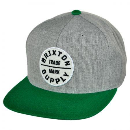 Henshaw Snapback Baseball Cap