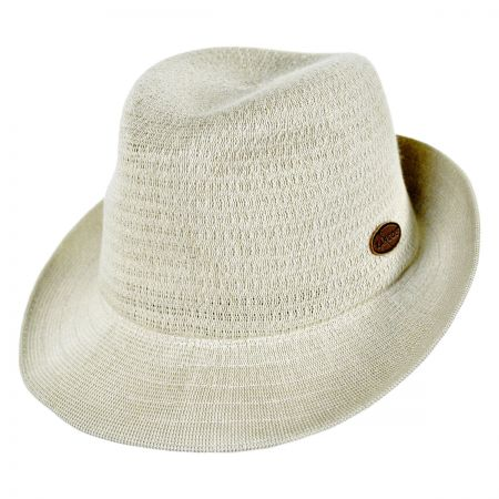 Kangol Needles Hiro Trilby Fedora Hat