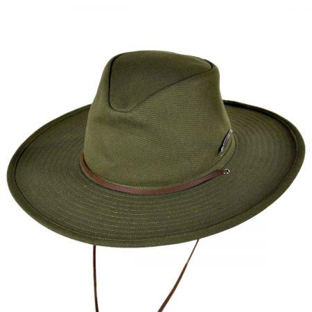 Brixton Hats Ranger Wide Brim Hat w/ Chincord