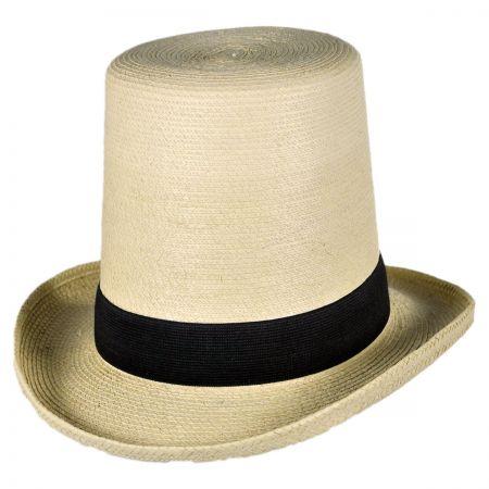 SunBody Hats Guatemalan Palm Leaf Straw Top Hat