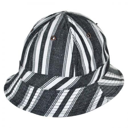 Kangol Denim Casual Bucket Hat