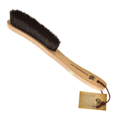 Village Hat Shop Felt Hat Brush - Black