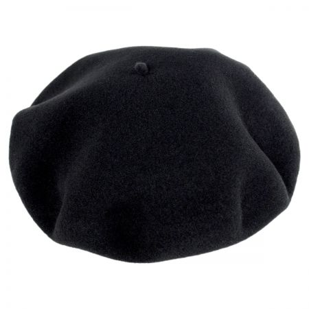 Laulhere Hoquy Wool Basque Beret and Luxury Box