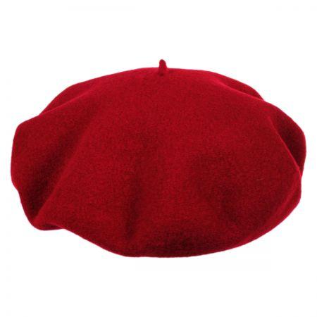 Red Water Resistant Hat at Village Hat Shop 16381f0799c