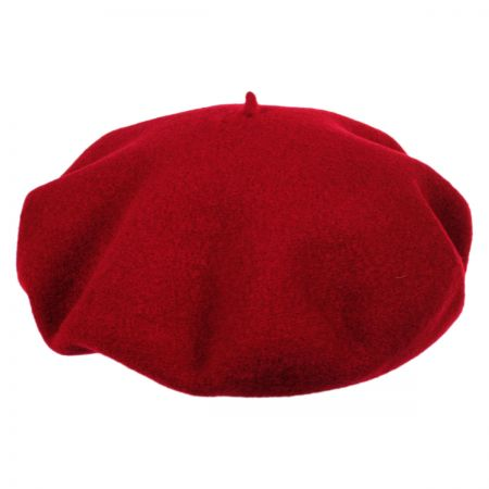 Wool Basque Beret