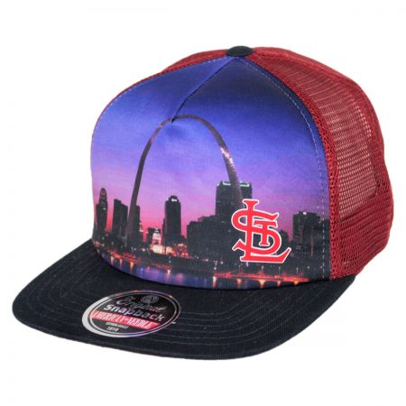 American Needle St Louis Cardinals MLB Above It All Snapback Baseball Cap