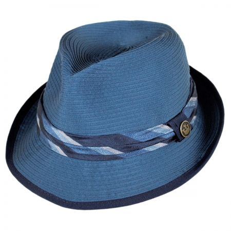 Goorin Bros Playa Ancon Packable Fedora Hat