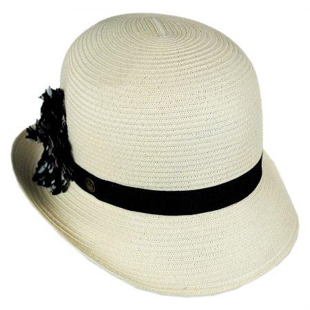 Goorin Bros In the Money Toyo Cloche Hat