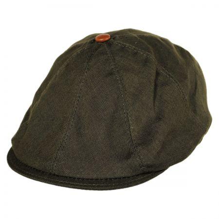 0c6c456d156 Linen Flat Cap at Village Hat Shop
