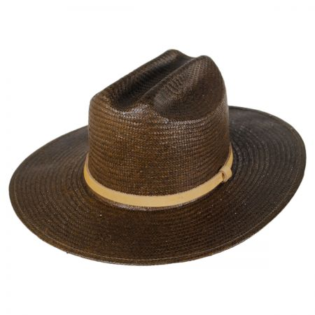 Brixton Hats Shooter Toyo Straw Cattleman Western Hat