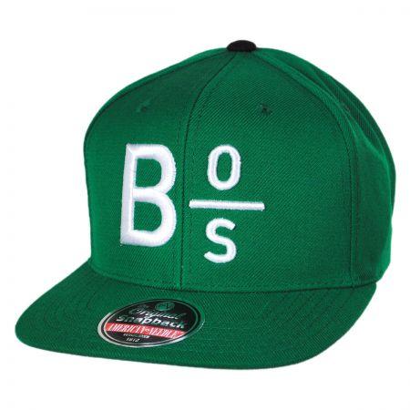 Boston Celtics NBA Divided Snapback Baseball Cap