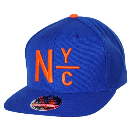 American Needle New York Knicks NBA Divided Snapback Baseball Cap
