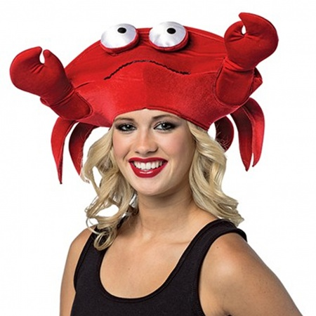 Rasta Imposta Velour Crab Hat