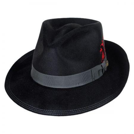 Stetson Benchmark 150th Anniversary Beaver Fur Felt Fedora Hat