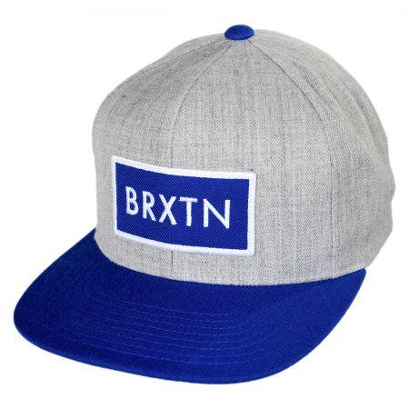 Rift Snapback Baseball Cap