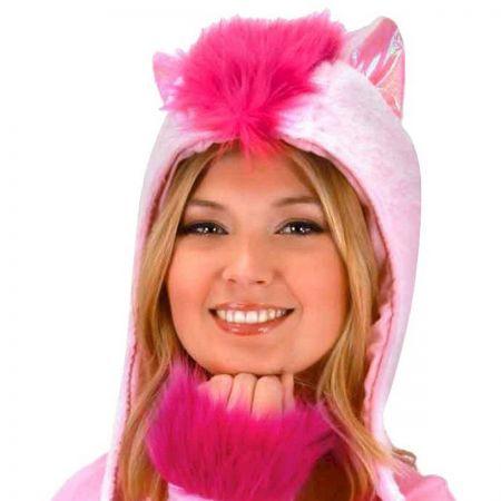My Little Pony Pinkie Pie Hoodie Hat alternate view 1