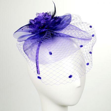 Something Special Dahlia Fascinator Headband