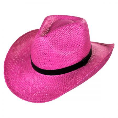 sur la tete Zee Western Hat