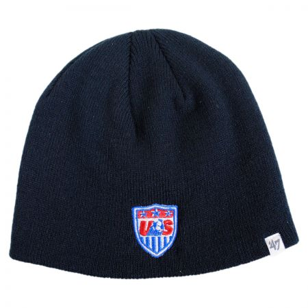 47 Brand US Men's Soccer Beanie Hat