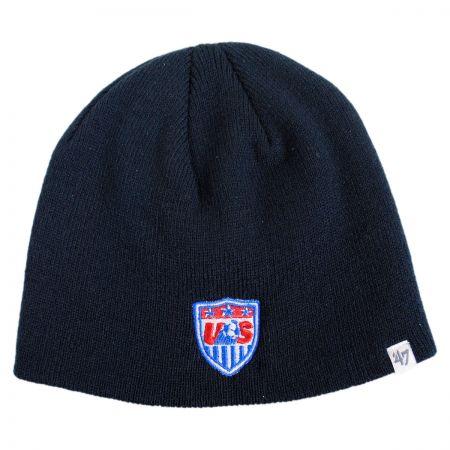 47 Brand US Soccer Beanie Hat