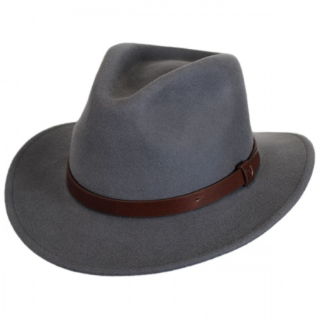 Messer Wool Felt Fedora Hat alternate view 29