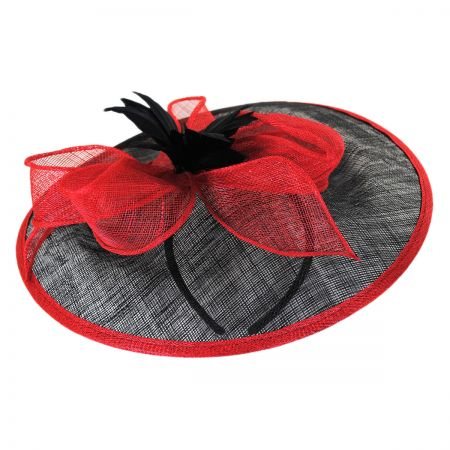 sur la tete Del Mar Fascinator Headband