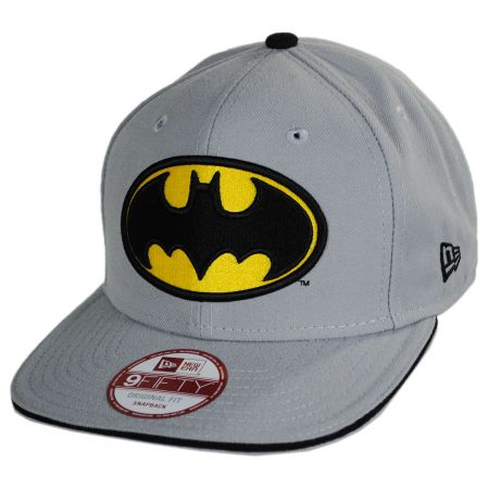 New Era DC Comics Batman 9Fifty Hero Sandwich Snapback Baseball Cap