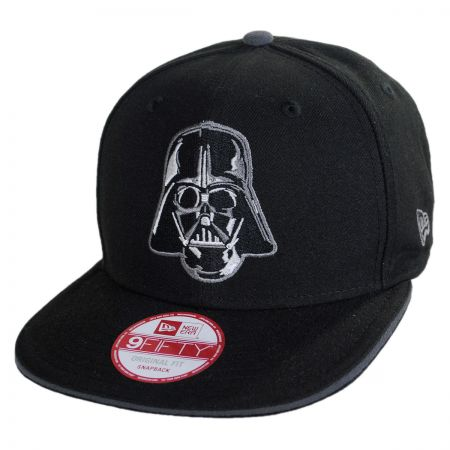 New Era Star Wars Darth Vader 9Fifty Hero Sandwich Snapback Baseball Cap