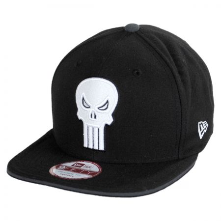 New Era Marvel Comics Punisher 9Fifty Hero Sandwich Snapback Baseball Cap