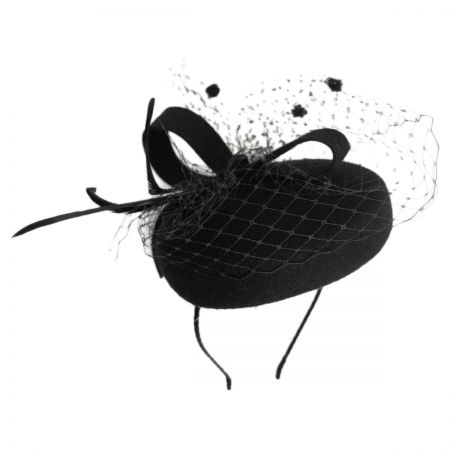 Scala Bow & Net Fascinator Headband