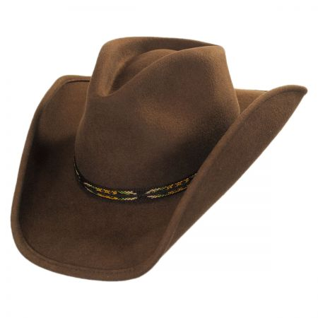 Scala Aztec Band Western Hat