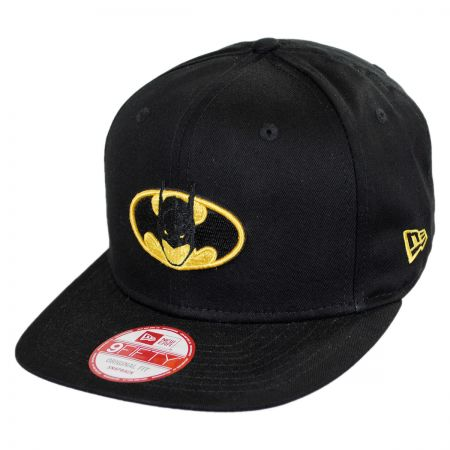 New Era DC Comics Batman 9Fifty Cabesa Snapback Baseball Cap