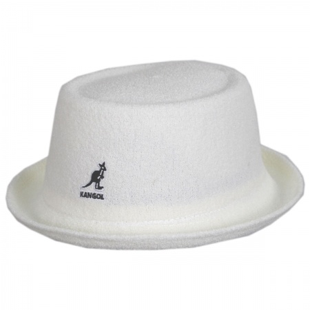 Kangol Bermuda Mowbray Pork Pie Hat