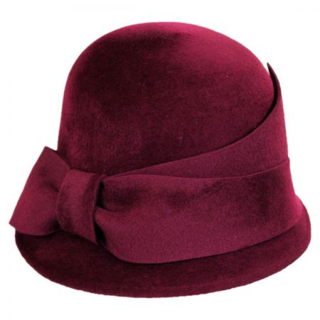 Mayser Hats Delia Cloche Hat