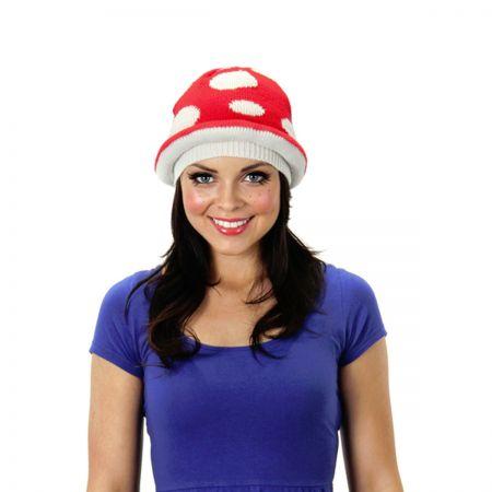 Elope Mushroom Beanie Hat