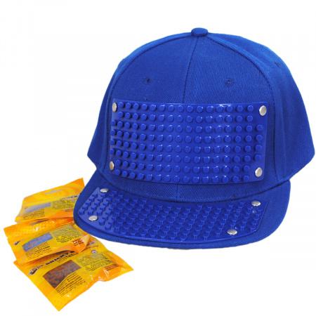 Elope Bricky Blocks Snapback Baseball Cap