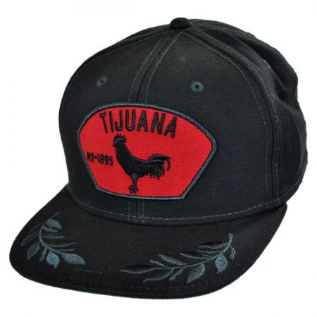 Goorin Bros Tijuana Snapback Baseball Cap