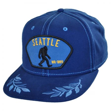 Goorin Bros Big Foot Snapback Baseball Cap