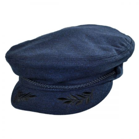 Goorin Bros Captain Seven Greek Fisherman Cap