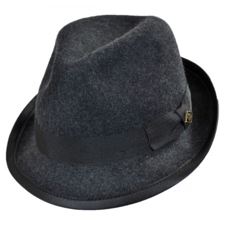 Goorin Bros Stretch Wool Felt Fedora Hat