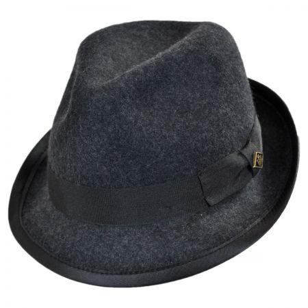 Goorin Bros Stretch Wool Felt Fedora Hat