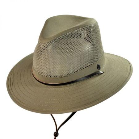 B2B Jaxon Mesh Crown Aussie Hat