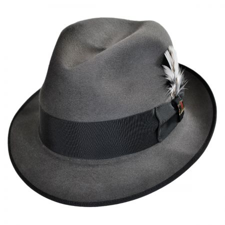 Biltmore Park Ave Fur Felt Fedora Hat