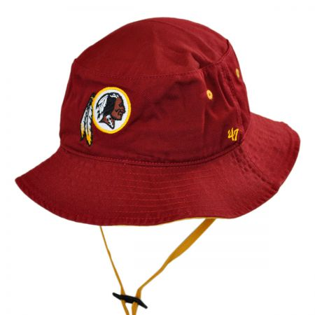 47 Brand Washington Redskins NFL Kirby Bucket Hat