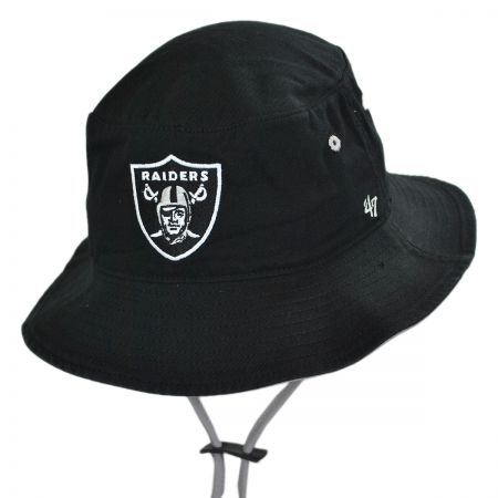 47 Brand Oakland Raiders NFL Kirby Bucket Hat