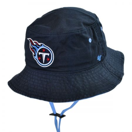 47 Brand Tennessee Titans NFL Kirby Bucket Hat